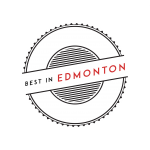bestinedmonton badge